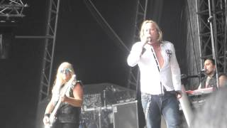 Voodoo Circle - King Of Your Dreams (live Masters Of Rock Festival Vizovice 12/07/15)
