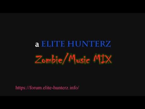Pharrell Williams - Happy / The Elite Hunterz ZombieMusicMix
