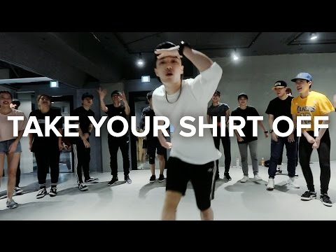 Take Your Shirt Off - T-Pain / Junsun Yoo Choreography