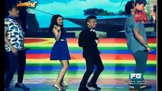 ViceRylle talk dirty dance with Pres, Billy :)