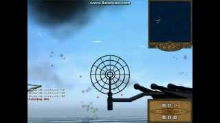 Battleship Simulator Game - Pacific Storm AA Battery