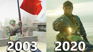 Call of Duty - All Endings 2003-2020 (from CoD 1 to CoD: Black Ops Cold War) [60fps, 1080p]