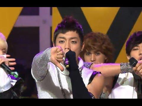 【TVPP】BEAST - Bad Girl, 비스트 - 배드 걸@ Debut stage, Show! Music Core Live