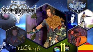 KHBbSFM | 11 - Islas del Destino (Terra) - Walkthrough Español - KINGDOM HEARTS HD 2.5 ReMIX