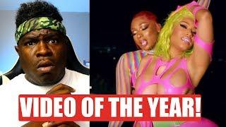 Megan Thee Stallion - Hot Girl Summer ft. Nicki Minaj & Ty Dolla $ign  REACTION