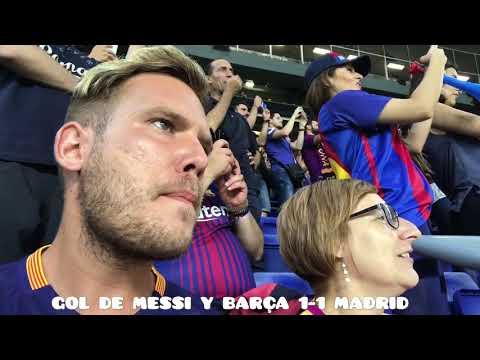 VLOG Y VIDEOREACCIÓN BARÇA 1-3 REAL MADRID... Y EL CAMP NOU LO CELEBRA😡