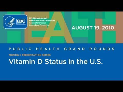 The Importance of Monitoring Vitamin D Status in the U.S.