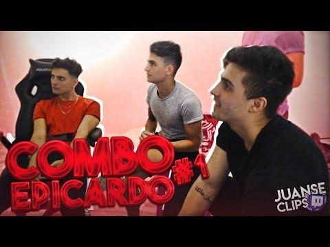 COMBO EPICARDO #1
