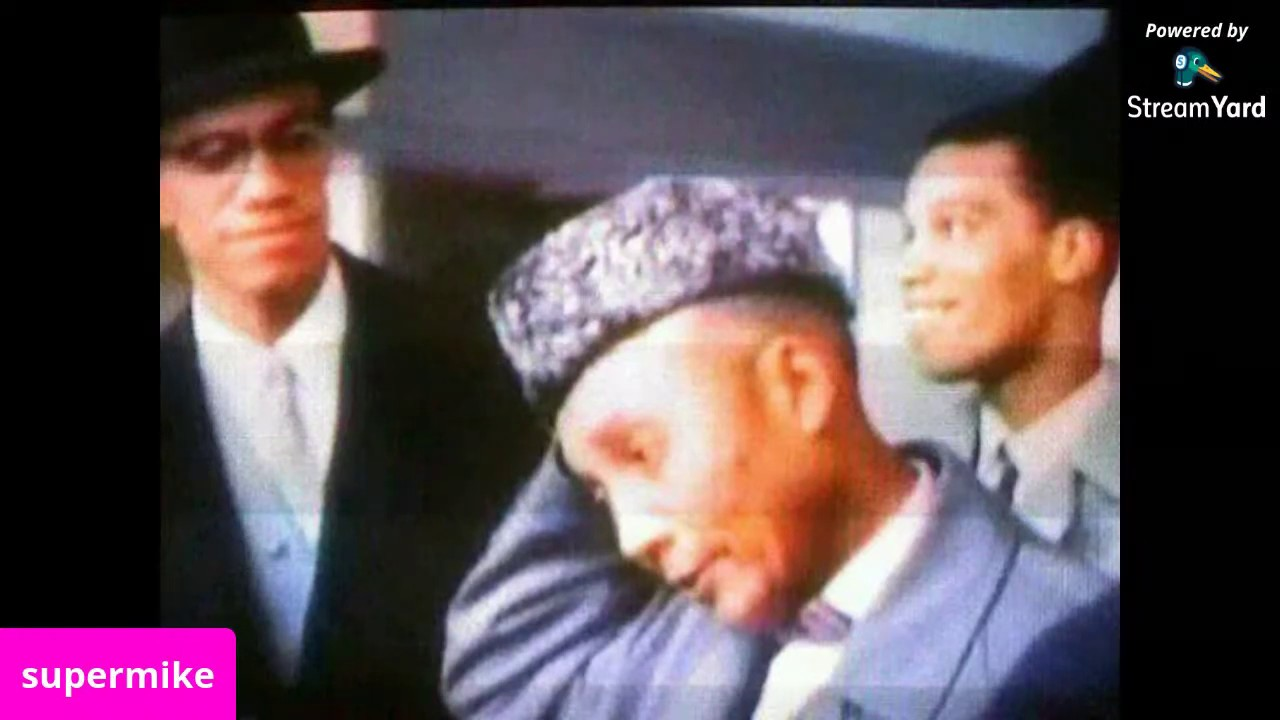The LESSONS of Elijah Muhammad , Malik Shabazz, and Minister Farrakhan