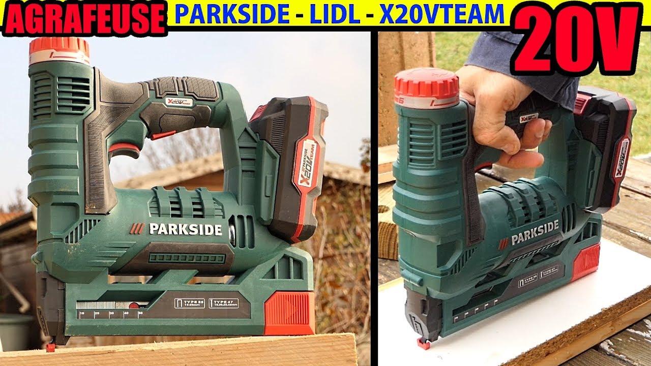 Parkside pagebd com for Trapano avvitatore parkside 20v recensioni
