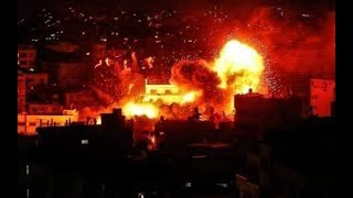 Gaza the Battle Begins
