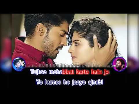 baatein-ye-kabhi-na-karaoke-|-khamoshiyan-|-arijit-singh-|-ali-fazal-|-sapna-pabbi