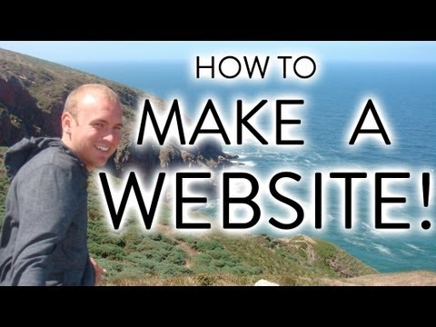 How To Make a WordPress Website – AMAZING!