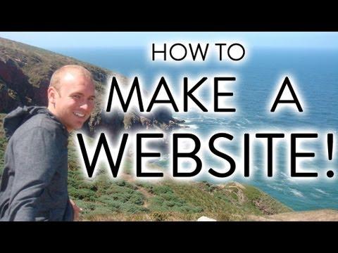 How To Make a WordPress Website – AMAZING!