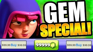 UPDATE SPECIAL! HOW FAR CAN $100 00 GO IN CLASH OF CLANS!