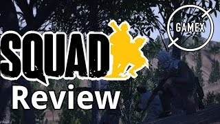 100 Soldier Combat | Squad Review - GameX.io