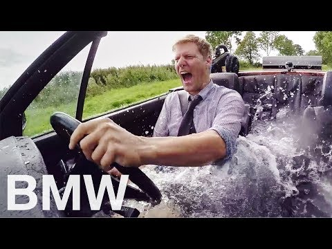 BMW Mad Mods: the driving whirpool of Colin Furze