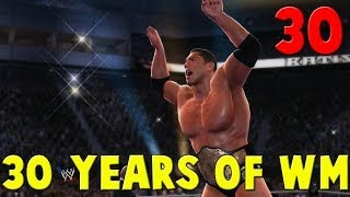 WWE 2K14 30 Years Of WrestleMania Walkthrough Part 30 - The Undertaker vs Batista