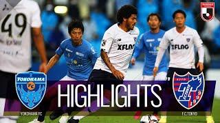 横浜FCvsFC東京 J1リーグ 第18節