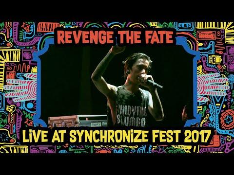 Revenge The Fate Live at SynchronizeFest - 6 Oktober 2017