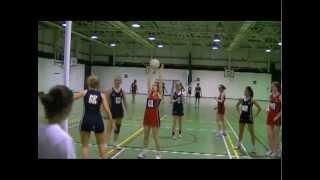 Dundee Uni Netball vs Edinburgh University