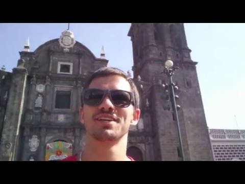 Solo travel Vlog Day 8 - Trip to Puebla Mexico