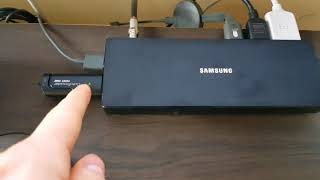 Update firmware TV Samsung MU7000 4k