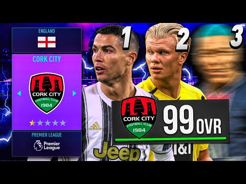 How Many 99 Rated Players Will Make The Worst Team In FIFA, The Best Team... FIFA 21 Career Mode