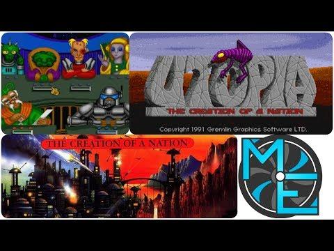 Utopia - Vega III - Part 3 - Military Aspect of Colony Life