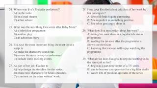 First Certificate In English Practice Test | Listening Part 4