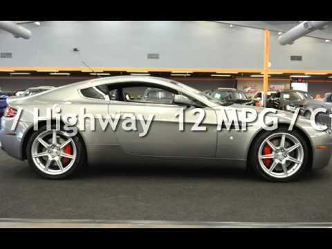Aston Martin Vantage V COUPE SP MANUAL ONLY K MILES LOCAL - Aston martin under 20k