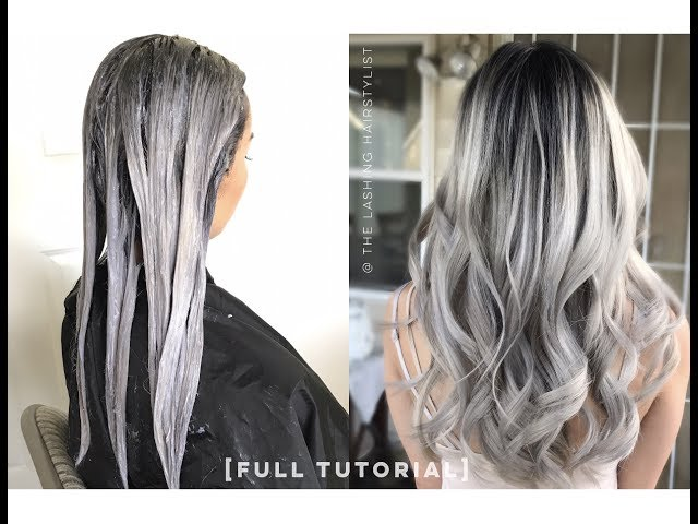 b72c7e189642 The Ultimate Guide To Getting Silver Grey Hair - All About The Gloss
