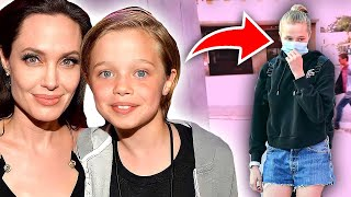 The Sad Truth About Angelina Jolie's Transgender Son