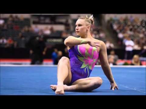 Don't Let Me Down - Gymnastics Floor Music
