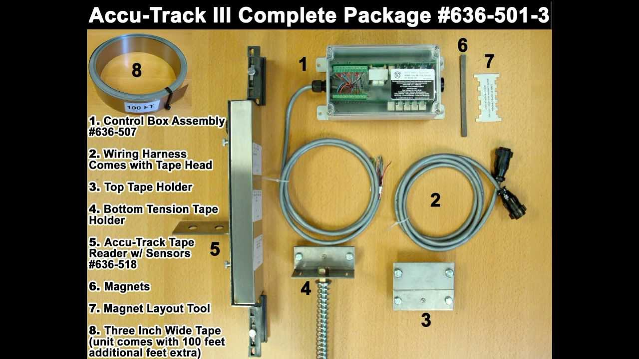 Cj Anderson Company Tape Selector System Video Youtube Wire Harness Magnets