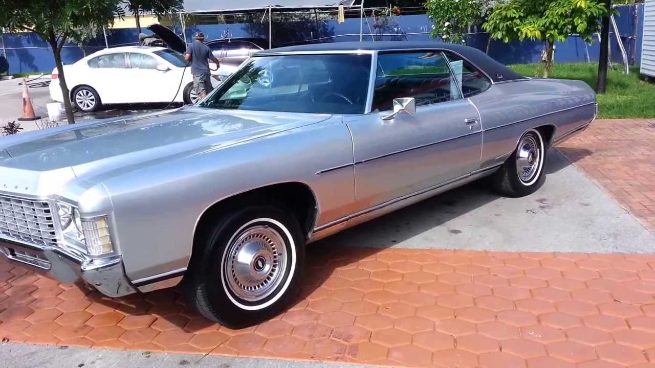 All Chevy 1971 chevrolet caprice for sale : 1971 Chevrolet Impala Sport 402Ci BB @ karconnectioninc.com Miami ...