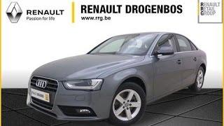 Occasion ! Audi A4 2.0 TDi Clean Diesel - 25.990€