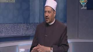 مستشار المفتي يكشف عن «شئ» ينتهي الرزق بتوقفه..فيديو