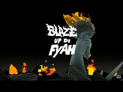 Download Chronixx - Blaze Up The Fire (Jane Harvie Remix)
