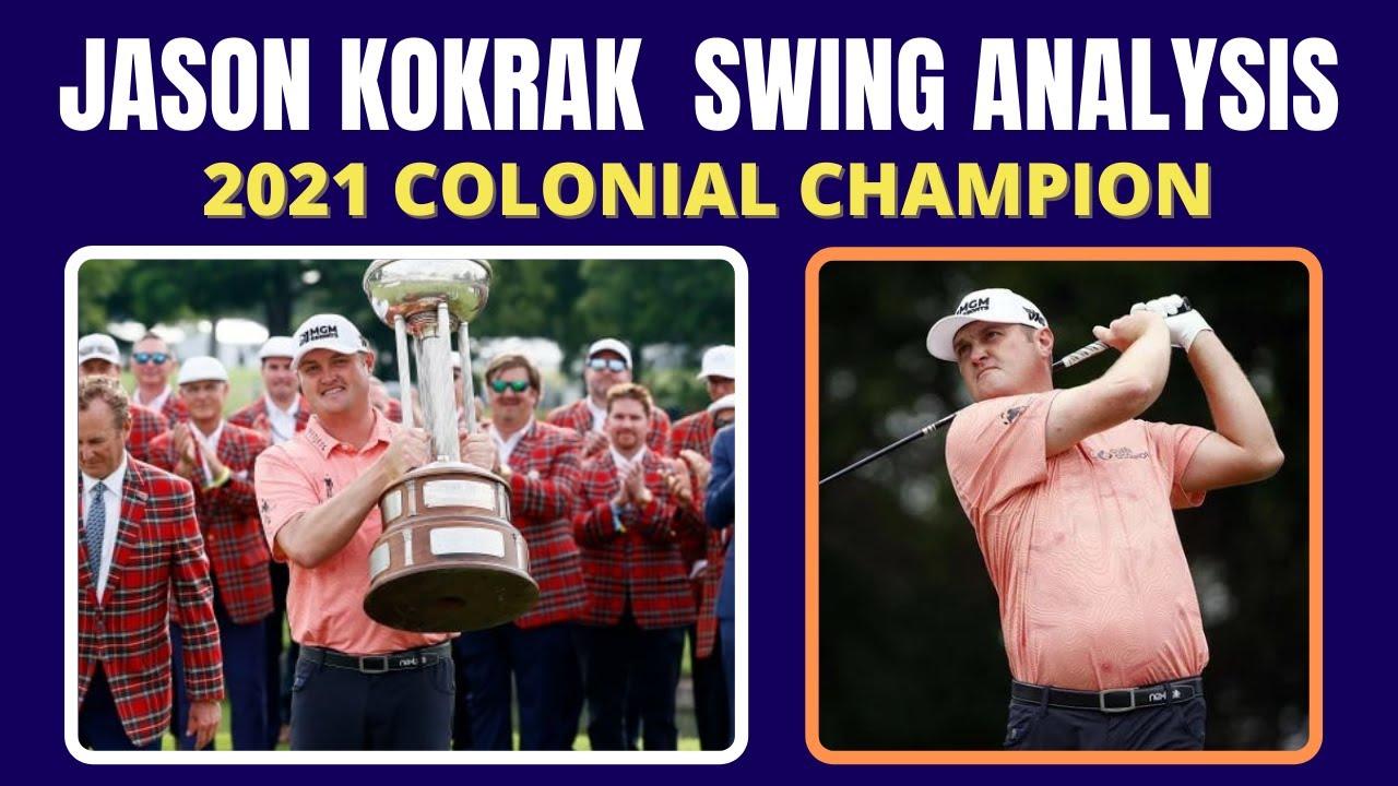 Jason Kokrak gets second PGA Tour win a lot quicker than No. 1 at ...