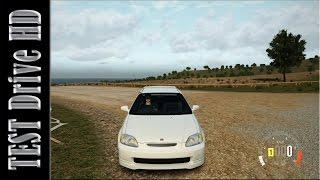 Honda Civic Type R - 1997 - Forza Horizon 2 - Test Drive Gameplay [HD]
