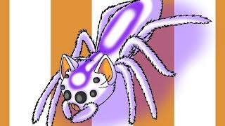 Minecraft Fnaf Lolbit Become A Spider (Minecraft Roleplay)
