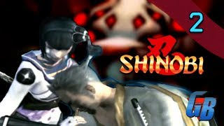 Let's Play Shinobi (PS2) [2/9] [4k]