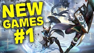 10 Best NEW iOS & Android Games of June 2018 #1