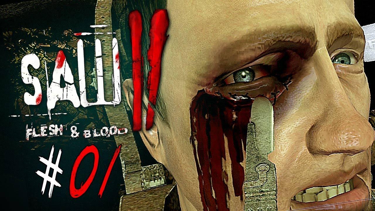 FLEISCH & BLUT (Mmmh lecker)   SAW 2: Flesh & Blood   Part