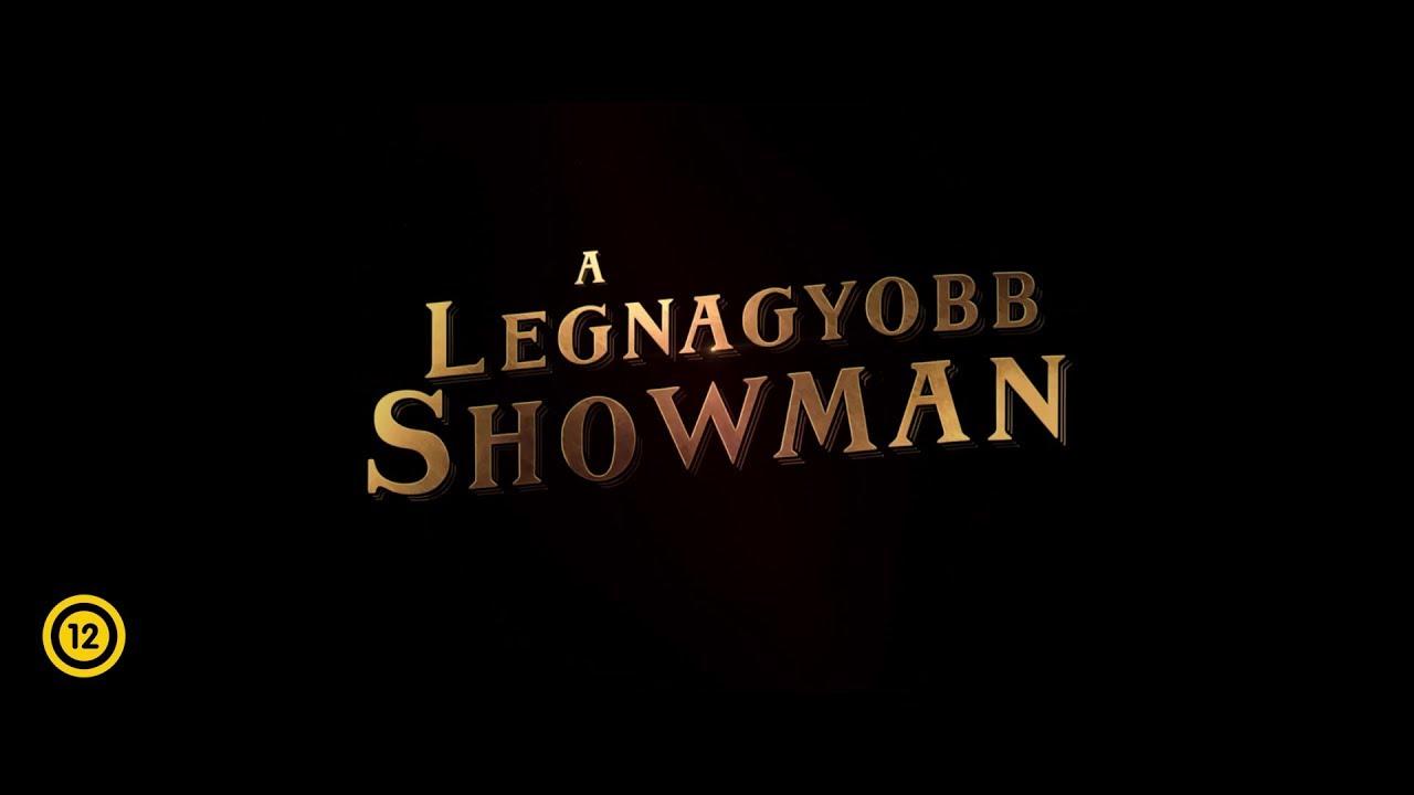 A legnagyobb showman (12) - hivatalos szinkronizált előzetes