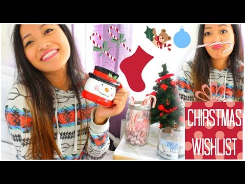 My Christmas Wishlist 2014!!