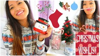 My Christmas Wishlist 2014!! Thumbnail
