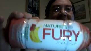 EAT IT! Nature's Fury Nutri Drink Strawberry Banana 2018 Food Review