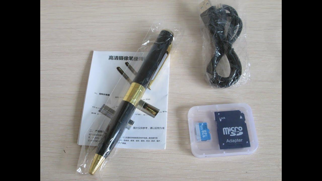 инструкция для китайской ручки камеры